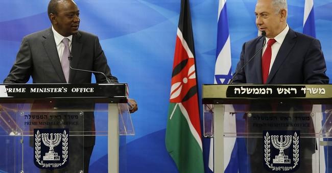 Israel's Netanyahu seeks new allies in historic Africa trip
