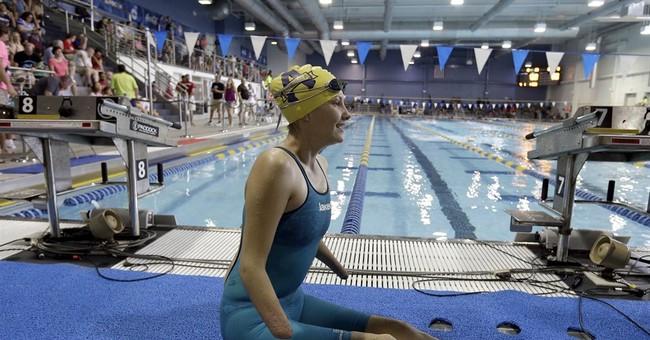 AP PHOTOS: 400 athletes vie for US Paralympics Team spots