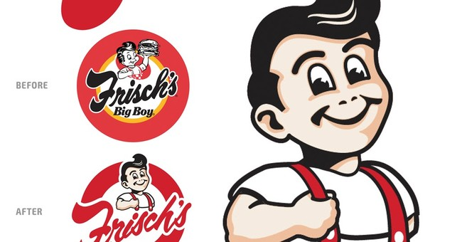 New-look Big Boy, menu and restaurant changes for Frisch's
