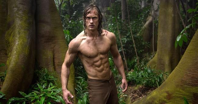 'Tarzan,' 'BFG' dwarfed by 'Dory,' which stays no. 1