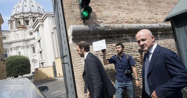 Vatican court told: Since when is asking questions a crime?