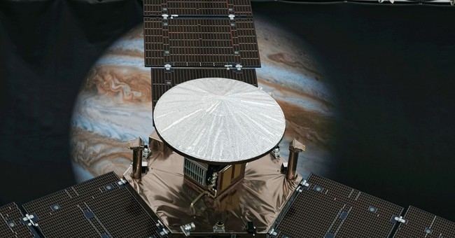 Welcome to Jupiter: NASA spacecraft reaches giant planet