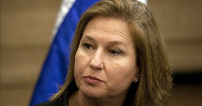 Israel's Livni says British police sought to question her