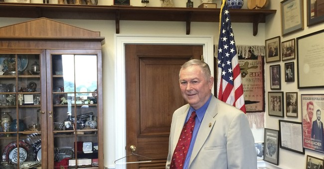 'Surfer Republican' Russia's unlikely advocate in Congress