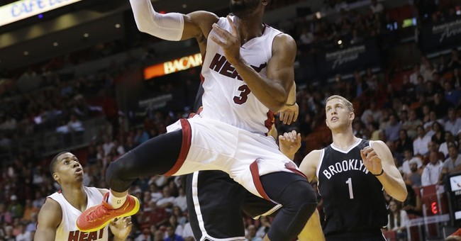AP Source: Heat offer Wade 2-year, $40 million deal to stay