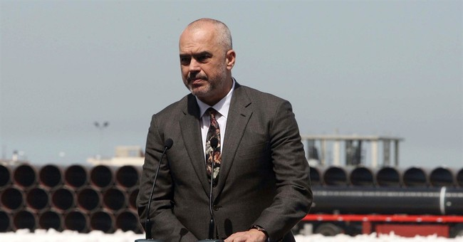Albanian opposition claims premier funded Obama's campaign