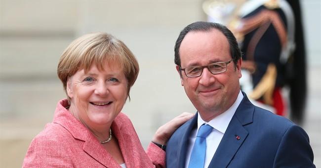 The Latest: Hollande says Brexit won't affect enlargement