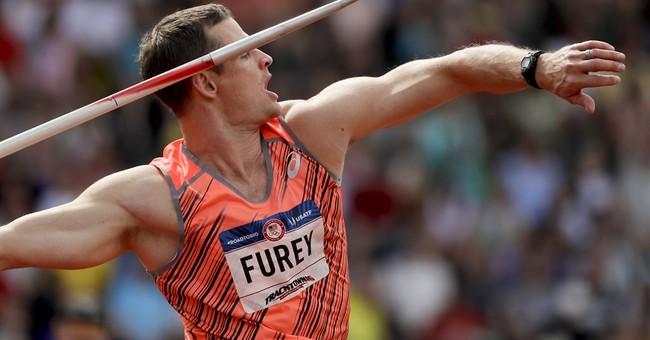 The Latest: Sean Furey headed to Rio