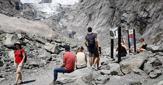 First 6 months of 2016 hottest ever recorded in New Zealand