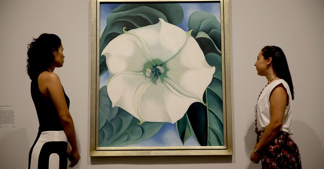 New Mexico on Thames: Georgia O'Keeffe gets big London show