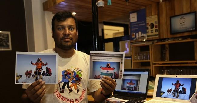 Nepal investigating Indian couple's Everest summit claim