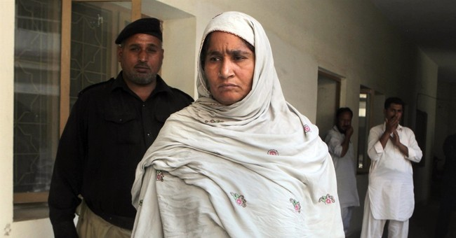 In Pakistan, gruesome 'honor' killings bring a new backlash