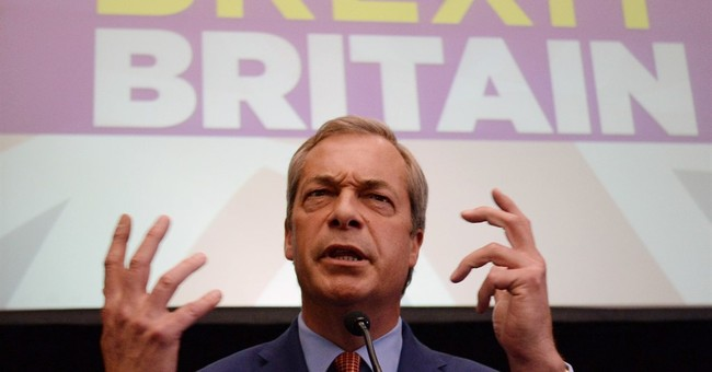 UK left with power vacuum as UKIP leader latest to step down