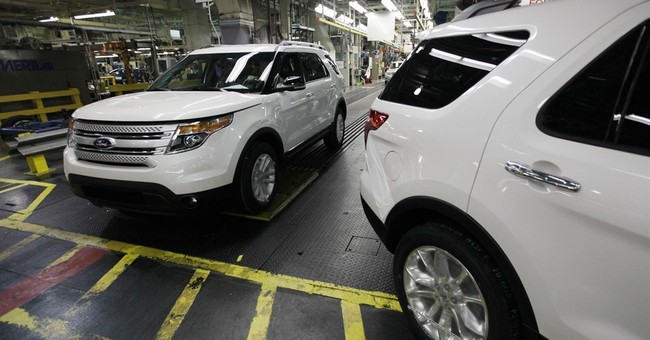 Ford Explorers investigated for exhaust gas odor inside SUV