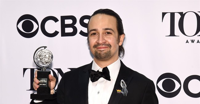 There's lots of Broadway's Lin-Manuel Miranda coming up