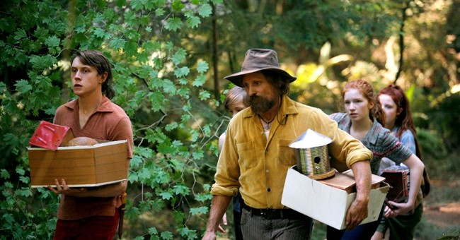 In 'Captain Fantastic,' a Swiss Family Robinson for today