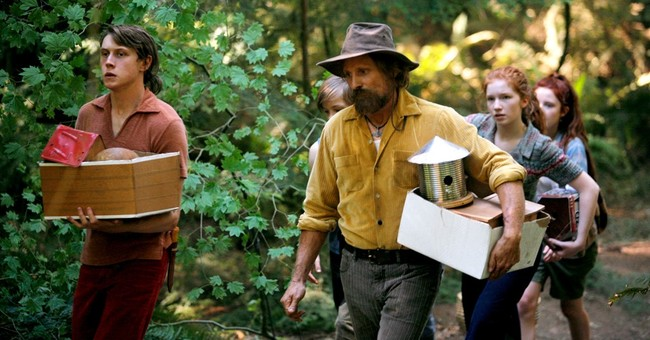 Review: Mortensen flirts with utopia in 'Captain Fantastic'