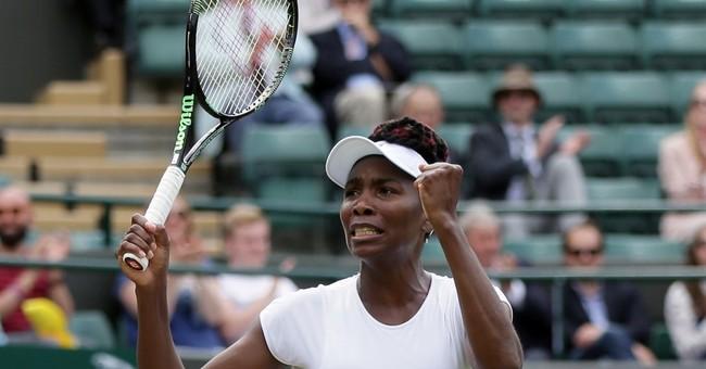 Venus rising: Williams back in Grand Slam semi 6 years later