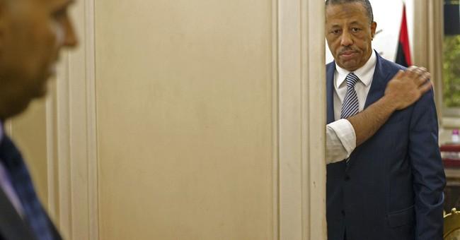 AP Interview: Libya PM says UN-backed unity deal unworkable