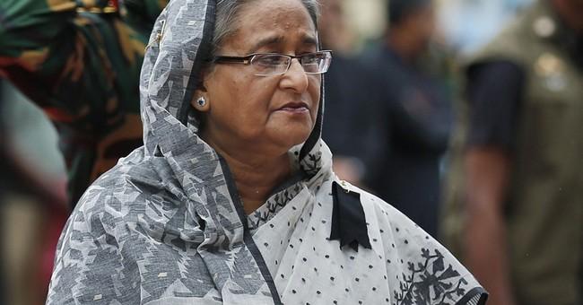 Attack part of Bangladesh's long history of political strife