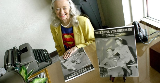 Noel Neill, first actress to play Lois Lane, dies at 95
