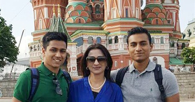 Dhaka attack victim fought back; wounds suggested a struggle