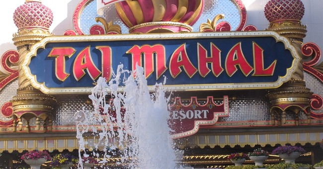 What value in Trump name? For his casinos, not enough