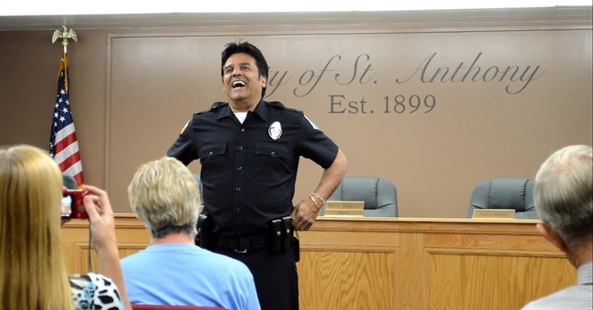 'CHiPs' actor Estrada becomes reserve officer in Idaho