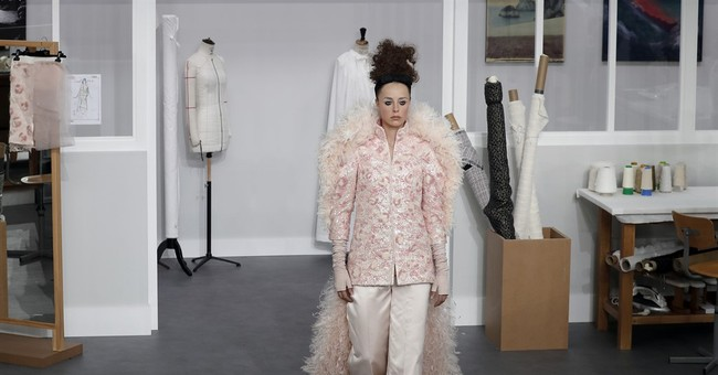 Actors and seamstresses the stars of Chanel's Paris couture