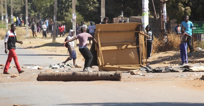 Job boycott shuts down much of Zimbabwe as discontent grows