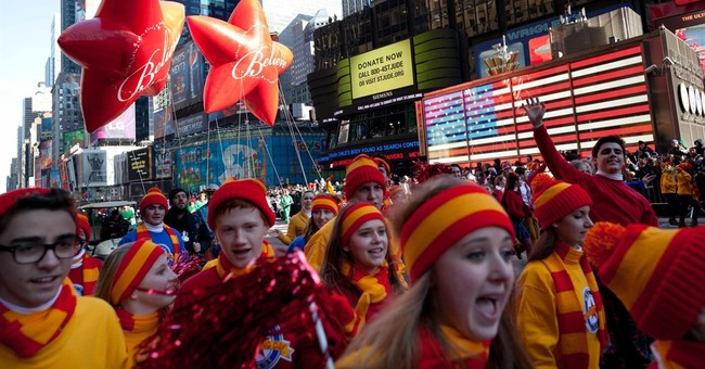 Girl Scouts to take part in Macy's Thanksgiving Day parade