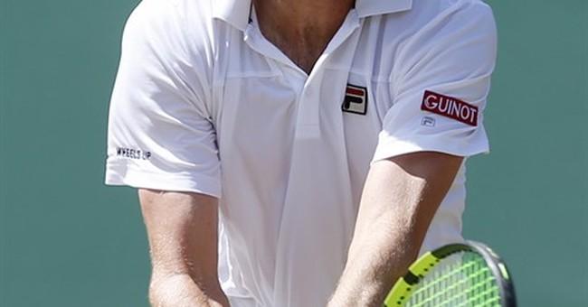 After beating Djokovic, Sam Querrey ousted at Wimbledon