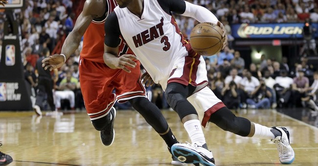 The goodbye begins for Dwyane Wade and the Miami Heat