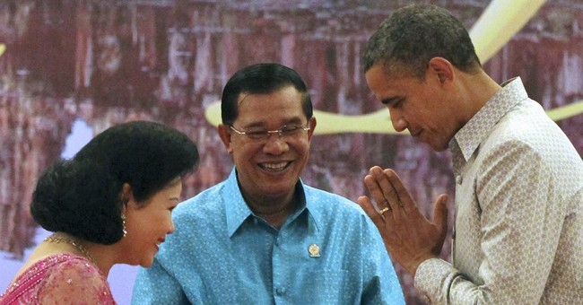 Watchdog: Cambodian PM's family rules business world, too