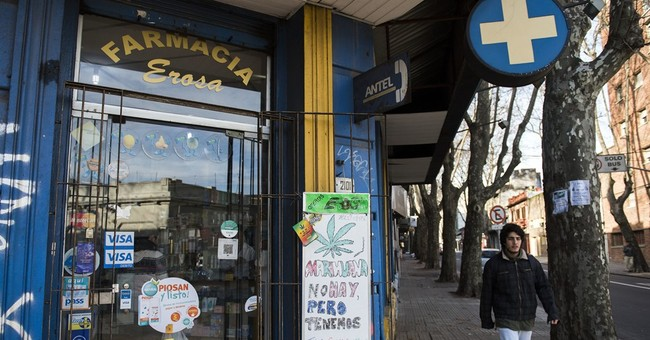 Marijuana can be sold at Uruguay pharmacies, but few want to