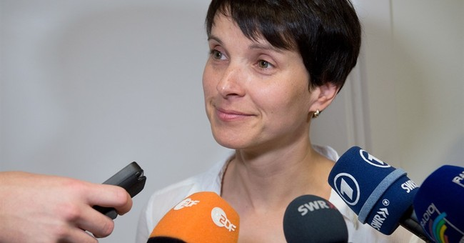 Argument over lawmaker exposes German nationalist divisions