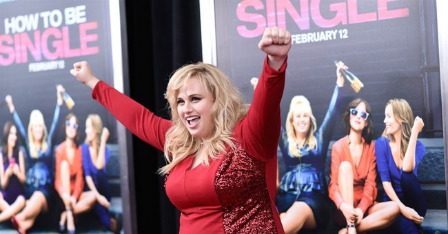 Rebel Wilson sees her size as an advantage in comedy