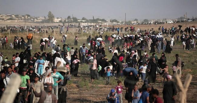 Islamic State pressured after Turkey tightens jihadi highway
