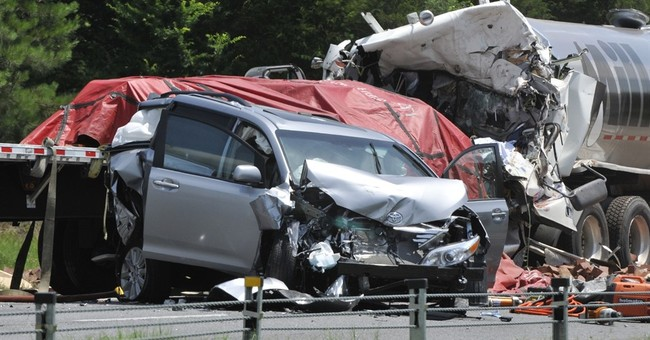 Crash deaths far worse in US than other affluent countries