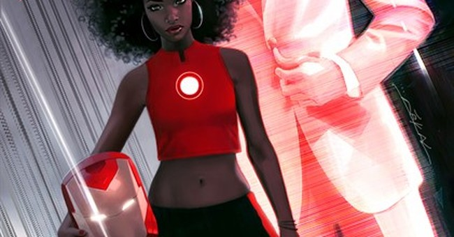 Marvel Comics' new Iron Man to be black female teen