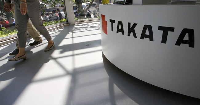 Report: Takata settles with Japan woman injured by air bag
