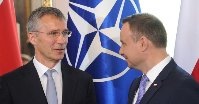 AP Interview: NATO chief says failure no option