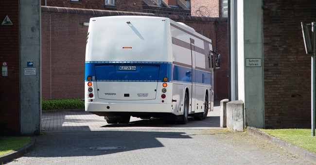 Over 500 inmates evacuated from dilapidated German prison