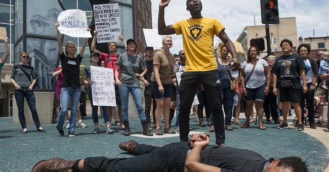 Police shootings of black men stir fears, anger among blacks