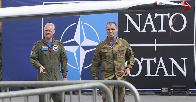 AP Interview: NATO chief says failure no option