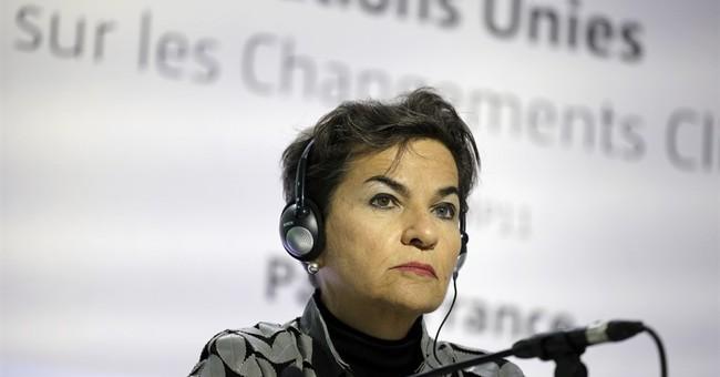 Costa Rica nominates Christiana Figueres for next UN chief