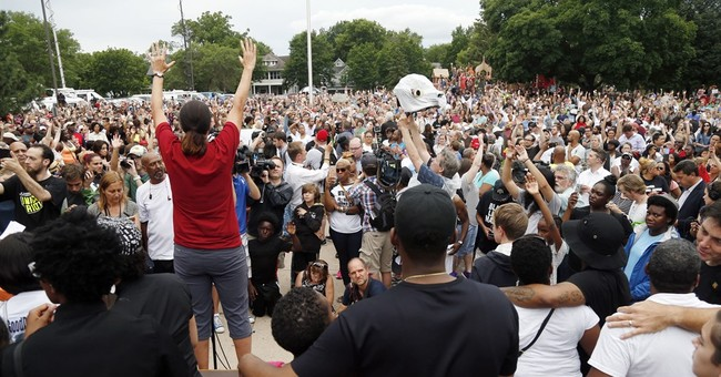 Protests, violence after police shoot another black man dead