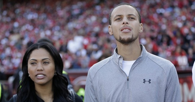 Stephen Curry's wife, Ayesha, regrets calling NBA 'rigged'