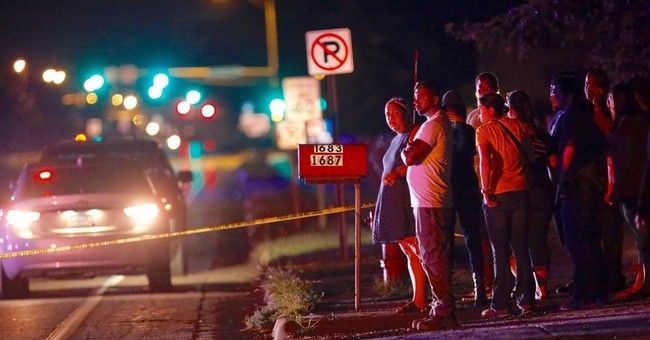 The Latest: Authorities ID officers in fatal shooting