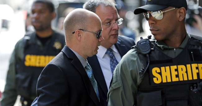 The Latest: IT director says officer got seatbelt policy